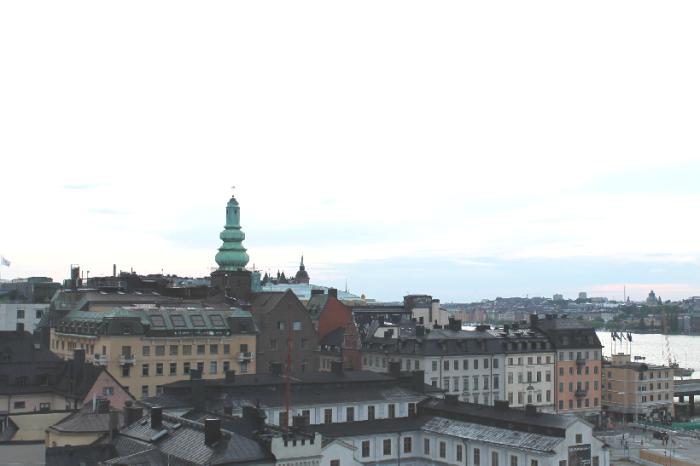 Blick über Södermalm 1