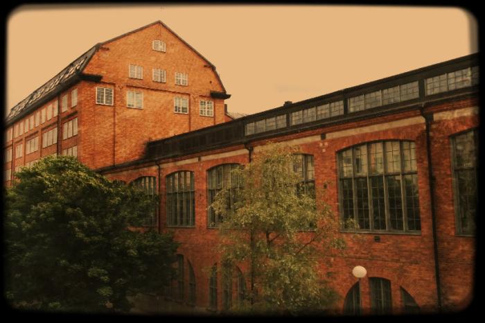 urbaner Charakter in Södermalm