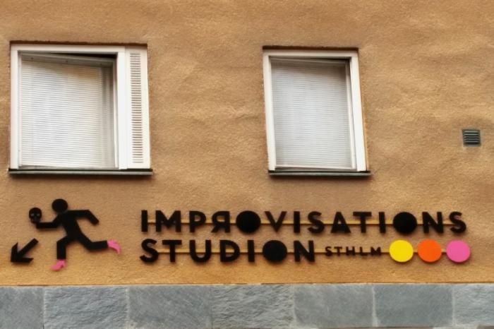alles eine Frage der Improvisation....