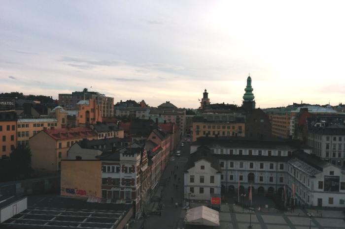 Blick über Södermalm 2